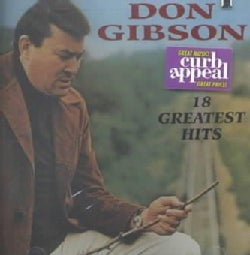 Don Gibson - Don Gibson 18 Greatest Hits