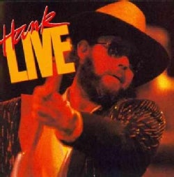 Hank Jr. Williams - Hank Live