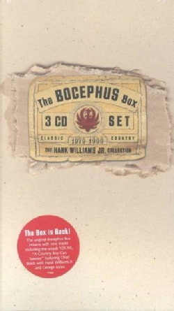 Hank Jr. Williams - Bocephus Box:Classic Country 1979-99