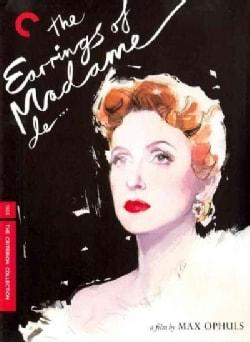 The Earrings Of Madame De (DVD)