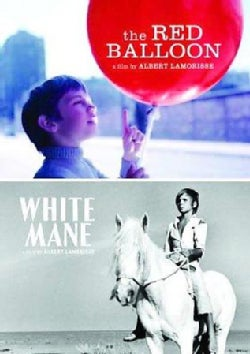 Red Balloon/White Mane (DVD)