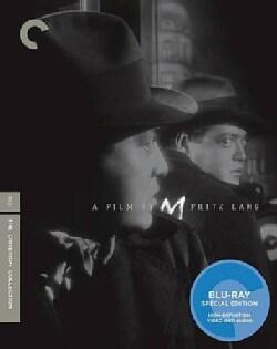 M (Blu-ray Disc)