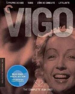 The Complete Jean Vigo (Blu-ray Disc)