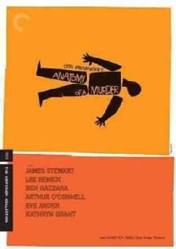 Anatomy Of A Murder (Blu-ray Disc)