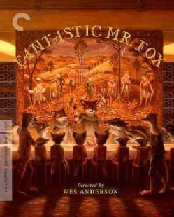 Fantastic Mr. Fox (Blu-ray Disc)