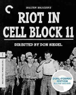 Riot In Cell Block 11 (Blu-ray/DVD)