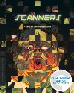 Scanners (Blu-ray/DVD)