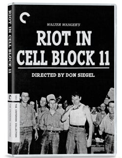 Riot In Cell Block 11 (DVD)