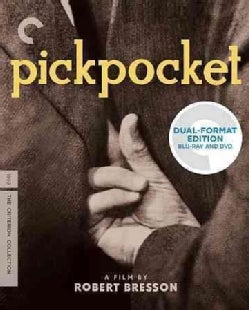 Pickpocket (Blu-ray/DVD)