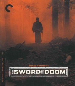 The Sword of Doom (Blu-ray Disc)