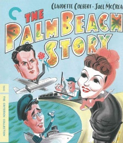 The Palm Beach Story (Blu-ray Disc)