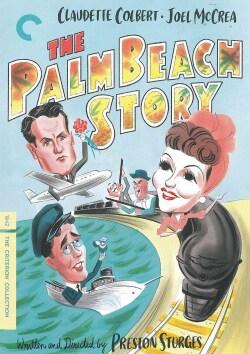 The Palm Beach Story (DVD)