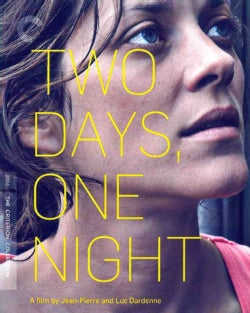 Two Days, One Night (Blu-ray Disc)