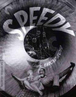 Speedy (Blu-ray Disc)