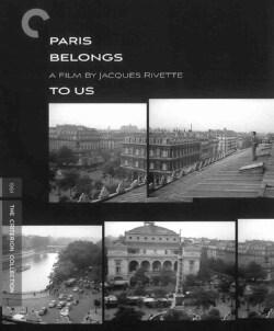 Paris Belongs To Us (Blu-ray Disc)