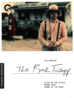 Wim Wenders: The Road Trilogy (DVD)