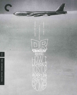 Dr. Strangelove, Or: How I Learned To Stop Worrying and Love The Bomb (Blu-ray Disc)