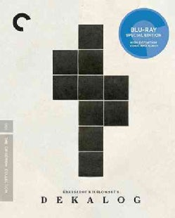 Dekalog (Blu-ray Disc)