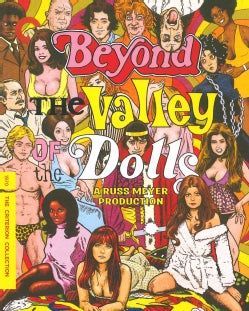 Beyond the Valley Of The Dolls (Blu-ray Disc)