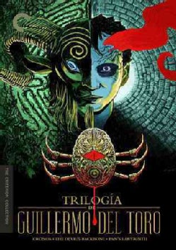 Trilogia De Guillermo Del Toro (DVD)