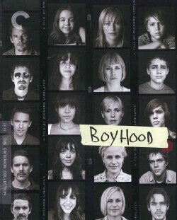 Boyhood (Blu-ray Disc)