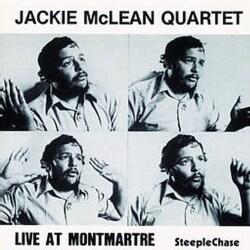 Jackie McLean - Live At Montmartre