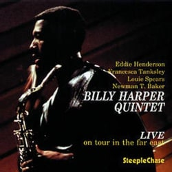 Billy Harper - Live on Tour In The Far East, Vol 1