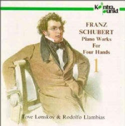 Tove Lonskov - Complete Works for Four Hands, Vol 1