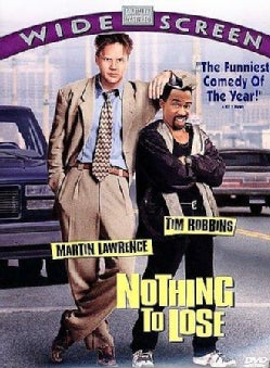 Nothing To Lose (DVD)
