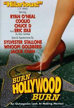Burn Hollywood Burn (DVD)