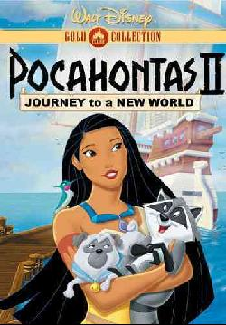 Pocahontas 2: Journey To a New World (DVD)