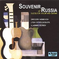 Gregory Nisnevich - Souvenir of Russia