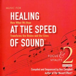 Don Campbell - Healing at the Speed of Sound: Vol. 2
