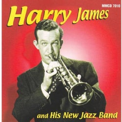 Harry James - Harry James And His New Jazz Band