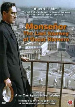 Monsenor: The Last Journey of Oscar Romero (DVD)