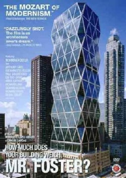 How Much Does Your Building Weigh, Mr. Foster? (DVD)