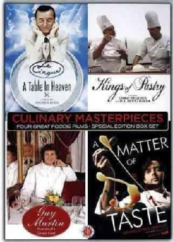 Culinary Masterpieces (DVD)