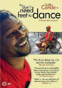 You Don't Need Feet to Dance (DVD)