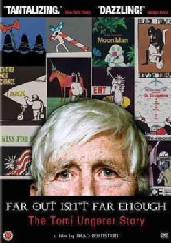 Far out Isn't Far Enough: The Tomi Ungerer Story (DVD)
