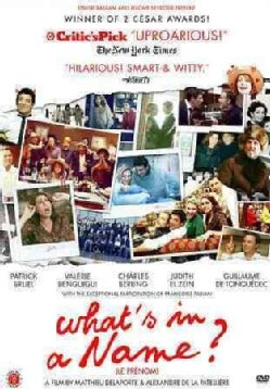 What's in a Name? (DVD)