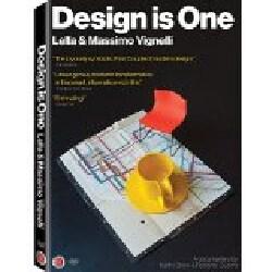 Design Is One: Lella & Massimo Vignelli (DVD)