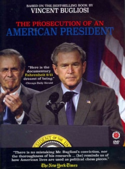 The Prosecution of an American President (DVD)