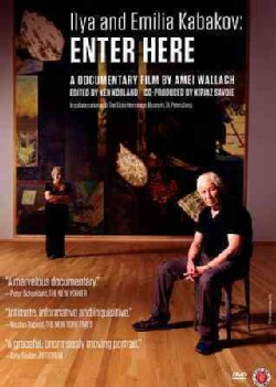 Ilya and Emilia Kabakov: Enter Here (DVD)