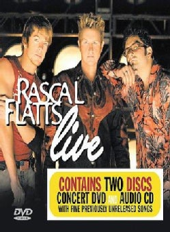 Rascal Flatts - Live (Not Rated)
