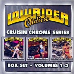 Various - Lowrider Oldies Box Set Volumes 1-3