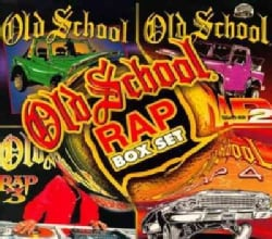 Various - Old School Rap Volumes 1-4