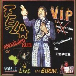 Fela Kuti - V.I.P./Authority Stealing
