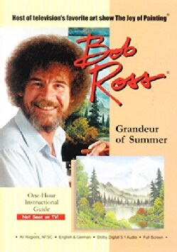 Bob Ross: Grandeur Of Summer (DVD)