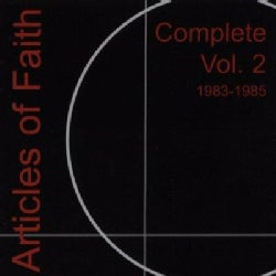 Articles Of Faith - Complete Volume2 1983 - 1985