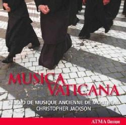 Studio De Musique Ancienne De Montreal - Musica Vaticana